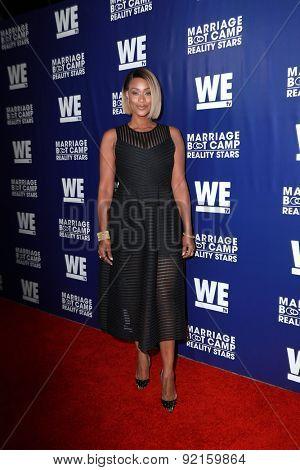 LOS ANGELES - MAY 28:  Tami Roman at the WE tv's