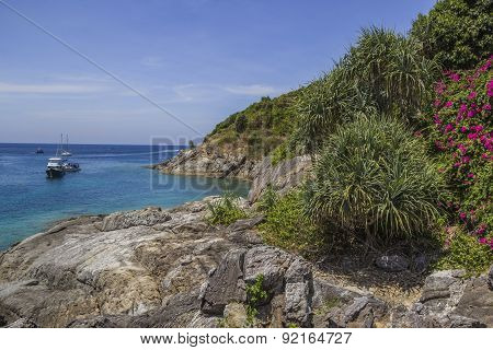 Viewpoint On The Island Of Koh Racha