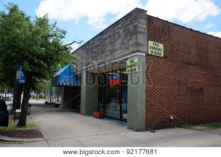 St. Vincent Thrift Store