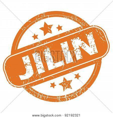 Jilin rubber stamp