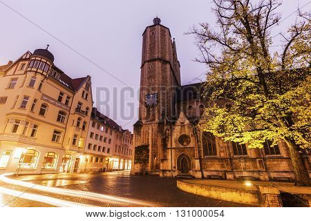 Brunswick Cathedral in Braunschweig. Braunschweig Lower Saxony Germany.