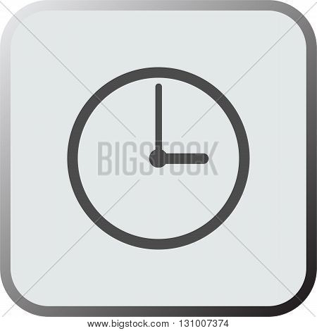 Clock icon. Clock icon art. Clock icon eps. Clock icon Image. Clock icon logo. Clock icon sign. Clock icon flat. Clock icon design. Clock icon vector.