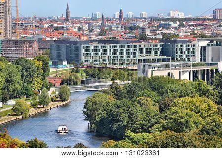Spree, Berlin