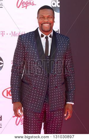 LAS VEGAS - MAY 22:  Chris Tucker at the Billboard Music Awards 2016 at the T-Mobile Arena on May 22, 2016 in Las Vegas, NV