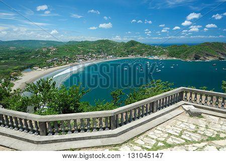 San Juan Del Sur Nicaragua Bay