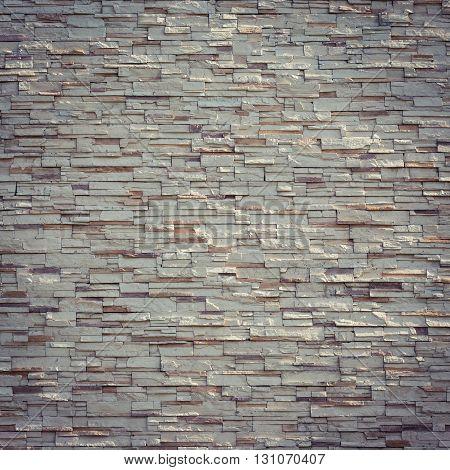 Stone White Wall Texture Decorative Interior Wallpaper Vintage Background