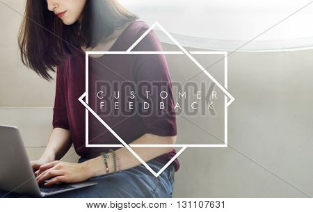 Customer Feedback Assessment Response Concept