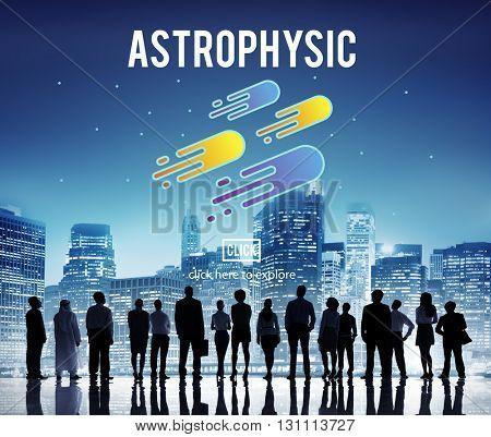 Astrophysic Astronomy Exploration Nebular Concept