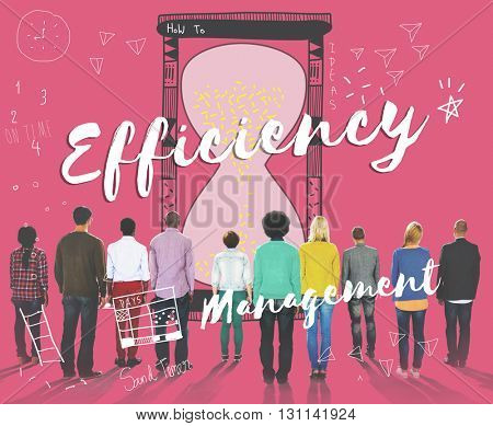 Efficiency Efficient goal strategy performance Concept