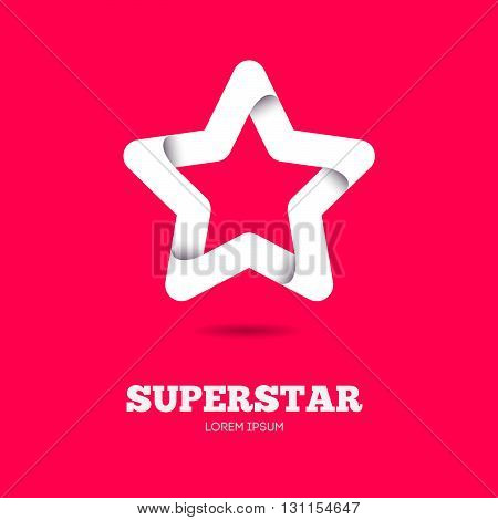 Star vector logo. Star icon. Leader boss star winner superstar star rating rank. Starburst logo. Star icon logotype. Sport star logo. Business star logo. .
