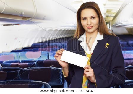 Air Hostess (Stewardess)
