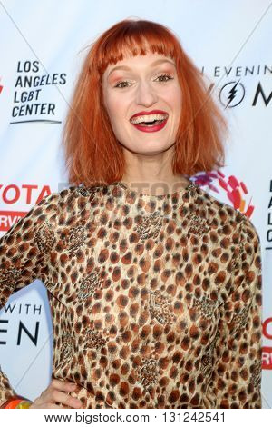 LOS ANGELES - MAY 21:  Breeda Wool at the An Evening With Women 2016 at Hollywood Palladium on May 21, 2016 in Los Angeles, CA
