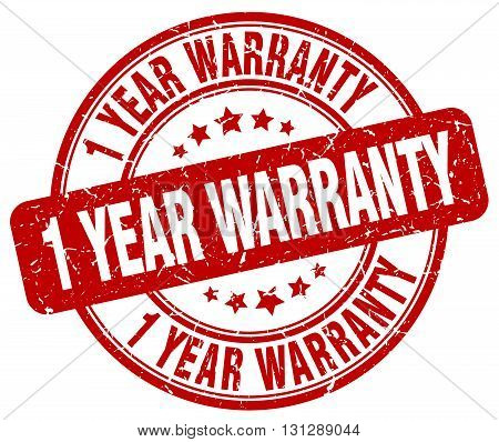 1 year warranty red grunge round vintage rubber stamp.1 year warranty stamp.1 year warranty round stamp.1 year warranty grunge stamp.1 year warranty.1 year warranty vintage stamp. poster