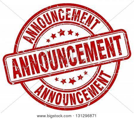 announcement red grunge round vintage rubber stamp.announcement stamp.announcement round stamp.announcement grunge stamp.announcement.announcement vintage stamp.