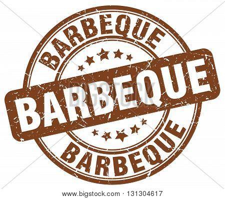 barbeque brown grunge round vintage rubber stamp.barbeque stamp.barbeque round stamp.barbeque grunge stamp.barbeque.barbeque vintage stamp.