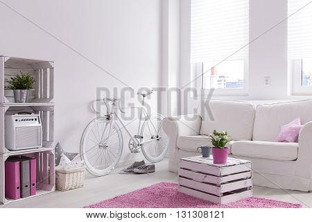 Modern Deisgned Lounge