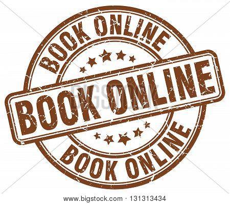 book online brown grunge round vintage rubber stamp.book online stamp.book online round stamp.book online grunge stamp.book online.book online vintage stamp.