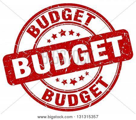 budget red grunge round vintage rubber stamp.budget stamp.budget round stamp.budget grunge stamp.budget.budget vintage stamp.