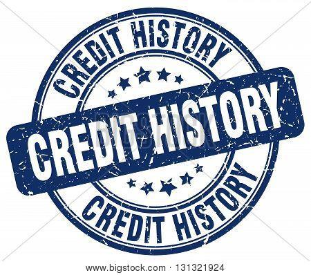 credit history blue grunge round vintage rubber stamp.credit history stamp.credit history round stamp.credit history grunge stamp.credit history.credit history vintage stamp.