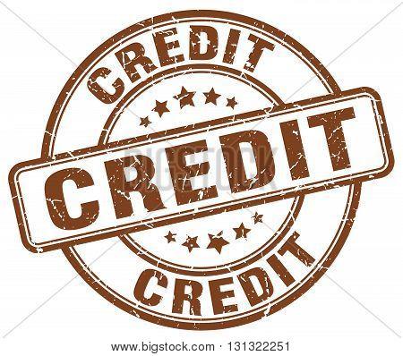 credit brown grunge round vintage rubber stamp.credit stamp.credit round stamp.credit grunge stamp.credit.credit vintage stamp.