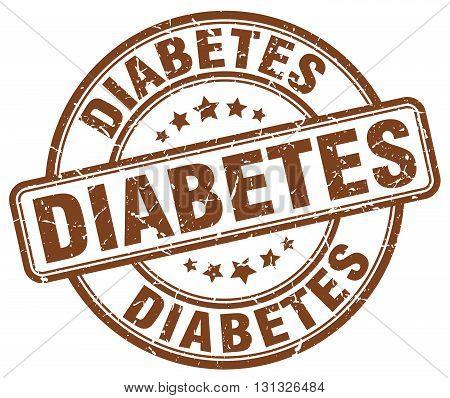diabetes brown grunge round vintage rubber stamp.diabetes stamp.diabetes round stamp.diabetes grunge stamp.diabetes.diabetes vintage stamp.