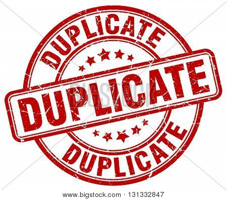 duplicate red grunge round vintage rubber stamp.duplicate stamp.duplicate round stamp.duplicate grunge stamp.duplicate.duplicate vintage stamp.