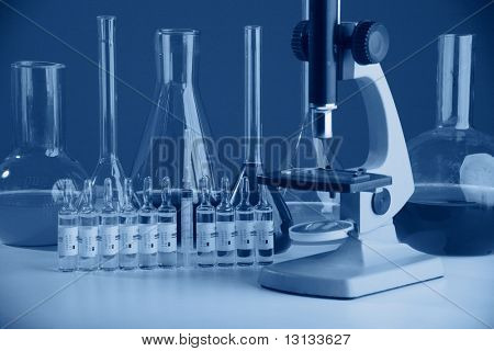 Medical science equitpment. Research, laboratory, science, testing