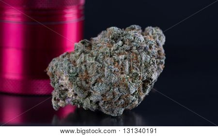 Black-berry is a popular strain known for its balance of an active sativa buzz and the high yields of plants due to its indica side. poster