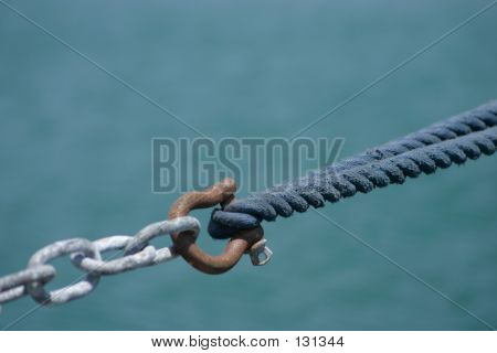 Securing A Yacht