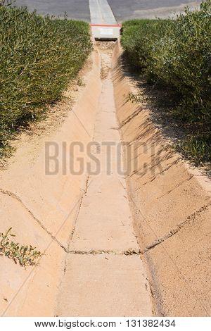 Length Of Downhill Culvert