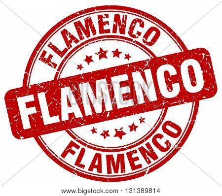 flamenco red grunge round vintage rubber stamp.flamenco stamp.flamenco round stamp.flamenco grunge stamp.flamenco.flamenco vintage stamp.