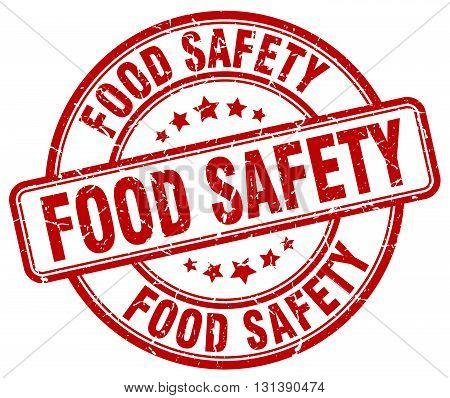 food safety red grunge round vintage rubber stamp.food safety stamp.food safety round stamp.food safety grunge stamp.food safety.food safety vintage stamp.
