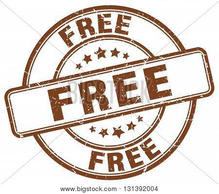 free brown grunge round vintage rubber stamp.free stamp.free round stamp.free grunge stamp.free.free vintage stamp.