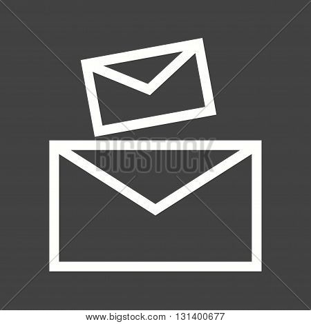 Messages, chat, communicate icon vector image. Can also be used for networking. Suitable for use on web apps, mobile apps and print media.