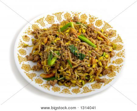Bean Sprout Dinner