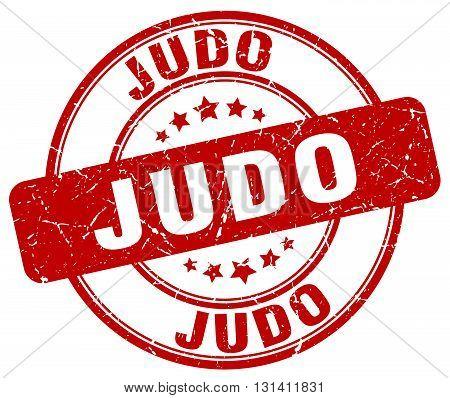 judo red grunge round vintage rubber stamp.judo stamp.judo round stamp.judo grunge stamp.judo.judo vintage stamp.