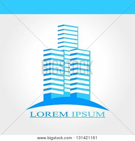 Universal logo for a construction company and for other similar firms