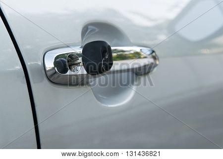 open car door with key. car, door, key, vehicle, lock, driver,