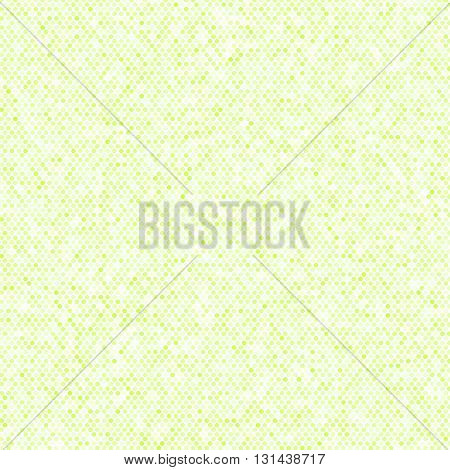 Comics Book Background. Yellow Halftone Pattern. Dotted Background