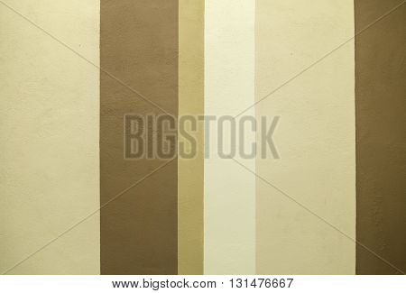 Earth tone color wall concret for background.