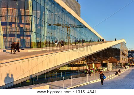 Oslo Opera House - Norway