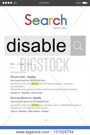 Disable Cripple Distrait Twist Condition Hamstring Concept