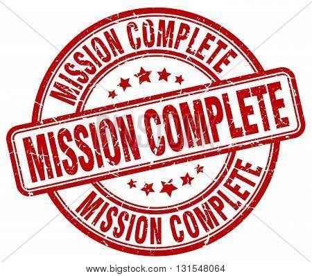mission complete red grunge round vintage rubber stamp.mission complete stamp.mission complete round stamp.mission complete grunge stamp.mission complete.mission complete vintage stamp.