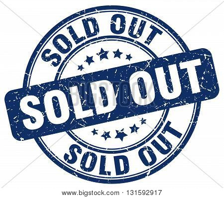 sold out blue grunge round vintage rubber stamp.sold out stamp.sold out round stamp.sold out grunge stamp.sold out.sold out vintage stamp.