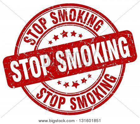 stop smoking red grunge round vintage rubber stamp.stop smoking stamp.stop smoking round stamp.stop smoking grunge stamp.stop smoking.stop smoking vintage stamp.