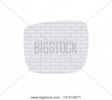 Brick wall texture background and vector brick wall texture. Brick wall texture pattern and cartoon urban brown brick wall texture. Brick wall texture brickwork rough construction stonewall.