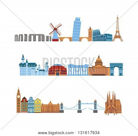 Colorful travel places most famous architecture tourism landmarks on planet and travel places scene cityscape. Travel places architecture and tourism landmark travel places. Travel historic places.