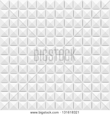 Fashion vector background. White abstract texture. Light geometric texture. Vector design background. Geometric vector pattern. Business white cover. Vector light simple background.