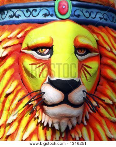 Carnival Lion