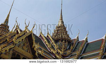 Kingspalace In  Bangkok